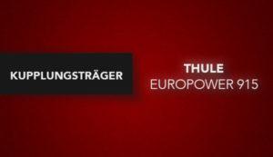 THULE EuroPower-915