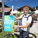 E-Bike Energy Ebike Ladestation